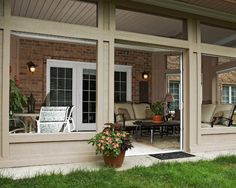 High Quality Pennyworths   Closed In Patio | Outdoor Patio Ideas | Pinterest | Patios,  Sunroom And Property Records
