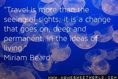 Miriam Beard | HOME SWEET WORLD