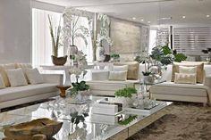 Decoración con muebles de espejo