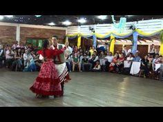 1ºLugar Dança de Salão Adulto - Chamamé - CTG Estância Colorada 10ºRT - YouTube