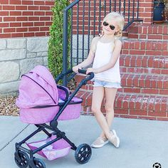 Go check out our latest blog post where we review this adorable doll stroller by @triokid     http://liketk.it/2r2iR #liketkit @liketoknow.it #daphniepearl #blessed #fashionkids #kidzfashion #doitforthegram #model #girlsfashion #fashion #like #like4like #instagood #instafashion #ootd #photooftheday #longhair #beautiful #mamarazzi #blogger #likeforlike #newyorkmodel #blonde #momlife #platinumblonde #summer #fashiongoalz #minime #mommyandme #strollergoals