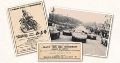 Circuit de Chimay - From the circuit's archives.