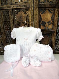 Will/'beth Newborn Baby Boys Romper /& Shoe Set Take Me Home Sz 0 NWT Dolls Reborn
