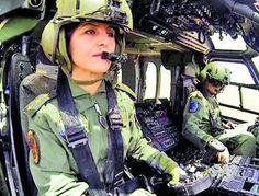 Türk silahlı kuvvetlerinin kadın komutanları.... gururla