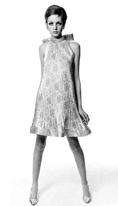 Twiggy, Bert Stern 1967