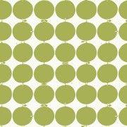 Papier peint vert, tapisserie verte : achat papier peint vert anis ...