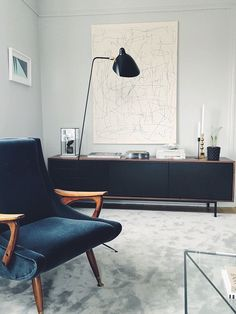 Mid-Century, Modern & Classic ABSTRACT wall art inspiration | elegant and sophisticated