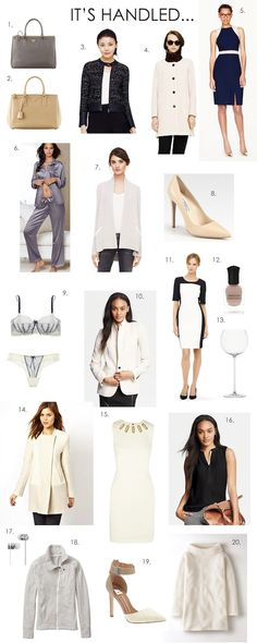 Fashion Friday: Olivia Pope. It's Handled.