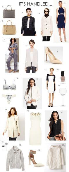 At least I can dress like Olivia Pope... Fashion Friday: Olivia Pope. It's Handled.