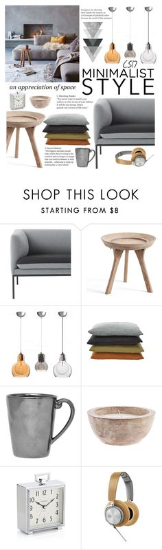 """Minimalist Makeover"" by shiningstars17 ❤ liked on Polyvore featuring interior, interiors, interior design, home, home decor, interior decorating, ferm LIVING, Pottery Barn, Juliska and Crate and Barrel"