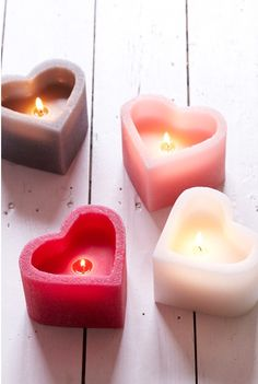 Gentle heart aromas!