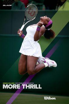 2012 Wimbledon Ladies Singles Champion Serena Williams