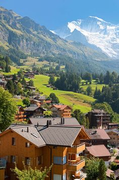9: Wengen, Switzerland