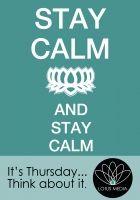 Stay Calm - Lotus Media