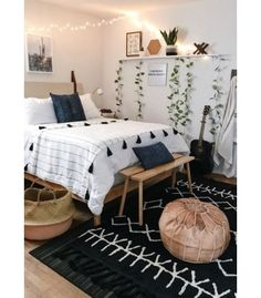 Essential steps to awesome modern bohemian bedroom decor ideas 28 Small Bedroom Ideas Awesome Bedroom Bohemian Decor Essential Ideas Modern Steps Teenage Room Decor, Cheap Bedroom Makeover, Cheap Bedroom Ideas, Square Bedroom Ideas, Boys Bedroom Ideas 8 Year Old, Bohemian Bedroom Decor, Bedroom Inspo, Modern Bohemian Decor, Modern Bohemian Bedrooms