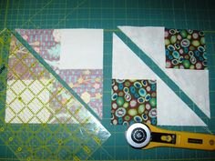 Excellent tutorial sdr  Happy Quilting: Introducing Starburst - A Tutorial and Giveaway!!