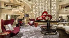 ZF DESIGN   hotel lobby   Pinterest   Lobbies