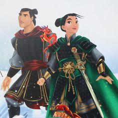 Disney Pixar, Heros Disney, Disney Cartoon Characters, Film Disney, Disney Couples, Disney Fan Art, Disney And Dreamworks, Disney Facts, Mushu Mulan