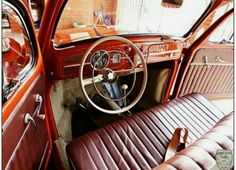 Beautiful interior, would look great in a truck.....