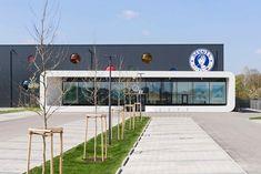 Bennis Playland, Ingolstadt, 2016 - monovolume architecture + design