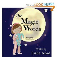 The Magic Words - Lisha Azad