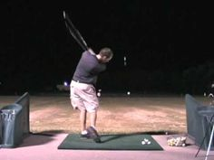7 Iron Golf Swing - Down the Line View - with slow motion - http://sport.linke.rs/golf/7-iron-golf-swing-down-the-line-view-with-slow-motion/