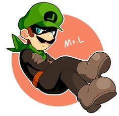 SMG4 Mr .L
