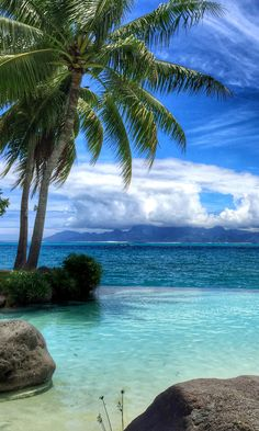 InterContinental Resort in Tahiti