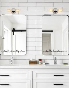 29 Best His And Hers Bathrooms Images