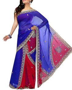 Enhance Your Glorious Glance As You Adorn This Wedding Saree From The  Online Store Of Simaaya d9d35ee7c2b58