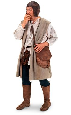 Medieval Peasant | Life In Medieval Times | DK Find Out
