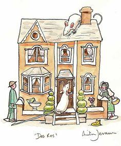 'Mouse House' by Anita Jeram