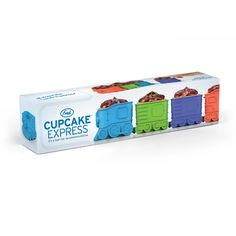 Cupcake Express Baking Cups $16.00