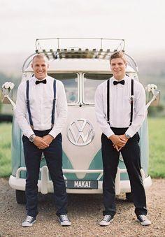 Wedding Beach Outfit Groom Suspenders 64 New Ideas Wedding Reception Outfit, Casual Wedding, Wedding Men, Wedding Suits, Wedding Attire, Trendy Wedding, Wedding Beach, Wedding Ideas, Fall Wedding