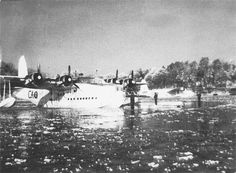 Untitled Normal Page Short Sunderland, Sea Planes, Flying Boat, Ww2 Aircraft, Royal Air Force, World History, Titanic, Northern Ireland, World War Two