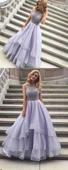stunning long prom dress sleeveless homecoming dress ball evening gowns,HS204 #moddress #promdress #eveningdresses #prom #fashion #shopping #dresses
