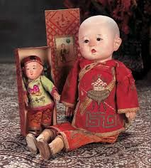 antique chinese doll - Google Search