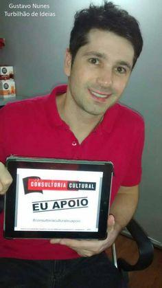 Gustavo Nunes #consultoriacultural