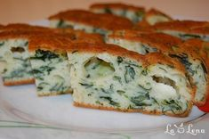 Placinta rapida cu spanac si branza Just Bake, Romanian Food, Cooking Recipes, Healthy Recipes, Pastry And Bakery, Pizza, Quiche, Sushi, Good Food