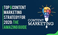 Read this amazing #guide to learn how to create the best #content #marketing #strategy for your startup or business in 2020 including different content formats. Content Marketing Strategy, Digital Marketing, Learning, Create, Business, Amazing, Top, Spinning Top, Studying
