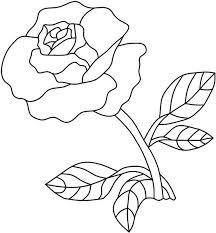Mozaiekpatroon roos