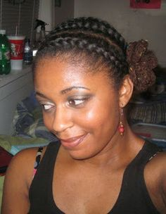 images of protective hairstyles for natural hair | ... Transition | Curly Nikki | Natural Hair Styles and Natural Hair Care