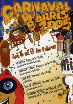 2005.    Font: Arxiu Municipal de Barcelona.