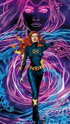 Jean Grey Phoenix, Dark Phoenix, Marvel Women, Marvel Girls, Mcu Marvel, Marvel Heroes, Comic Books Art, Comic Art, Storm Comic