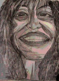 Robin pencil sketch Gregory McLaughlin