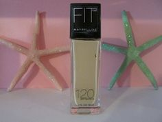 Maybelline FitMe foundation: a drugstore foundation that perfectly evens out skin tone, redness, and scars, leaving a slightly dewy glow to the skin. Lightweight yet full coverage. One of my favorites!