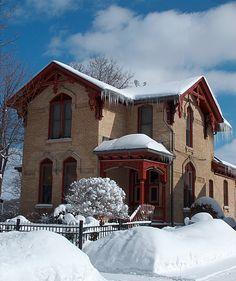 Winter Coat - Appleton, Wisconsin