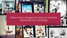 Cómo hacer collages de fotos en 3 estilos diferentes con InstaMag Collages, Android, How To Make, Collage