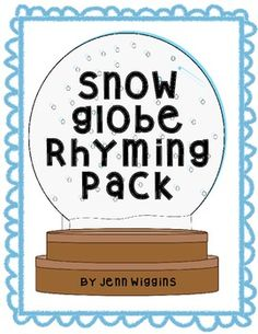 Your students will love practicing their rhyming skills with this adorable activity pack!This pack includes 34 matching rhyming cards and several practice pages for your students!Like this pack?  Visit my TpT store
