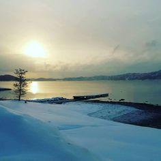 Winter Beauty - Sande, Norway. Image Credit Hanne Gunnestad. ….Stay cheap and comfortable on your stopover in Oslo: www.airbnb.com/rooms/1036219?guests=2&s=ja99 and https://www.airbnb.no/rooms/8852449